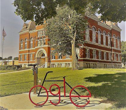 Bike Ogle Bike Station-Stylized