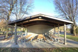 Fairgrounds Park Shelter