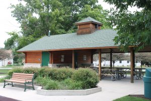 Park East Shelter