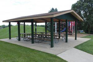 Upper Park West Shelter
